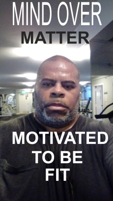 Motivated to be fit