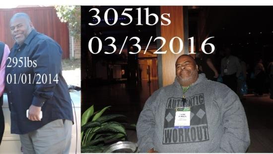 Crazy Over Weight